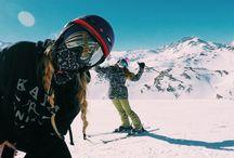 Ski foto's