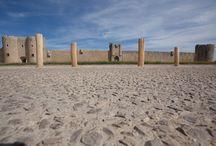 Groupe SOLS - Aménagement des Remparts d'Aigues Mortes / Béton désactivé - Aménagement sur site classé d'exception
