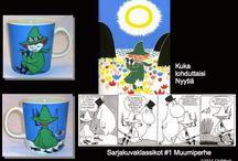 Moomin mug ムーミンマグカップ / Moomin mug ムーミンマグカップ