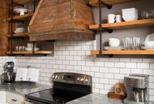 Rustic Kitchens / Kitchen decor