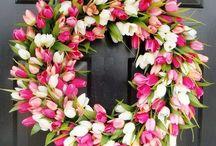 Kedvenc virágom, a tulipán- Die Tulpe, meine Lieblingsblume
