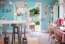 Craft rooms & spaces