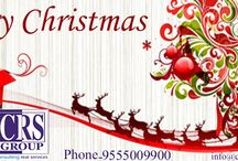 CRS Group Wishes / CRS Group wishing you a very Merry Christmas! May it bring you joy, happiness and everything else you deserve. www.crsgroupindia.com Call - 9555009900 Mail - info@crsgroupindia.com