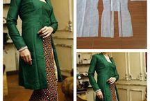 #Kebaya Pattern