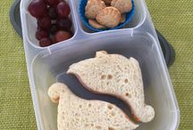 Lunches for Rhyin / by Caitlin Wolfe