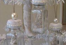 vianocne sklenene pohare