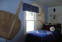 Kee's Baseball Room / by Shanita Thompson Mills