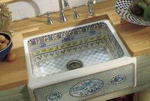 Kitchen sink project