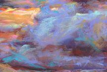 Clouds / by Dinah Jones