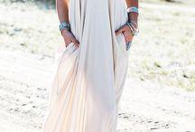 Bohem Elbise