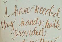 Good reminders / by Heather Swinehart