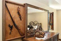 úkryty pro zbraně