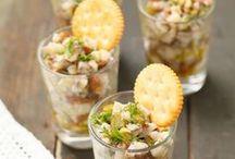 Fisch Salat