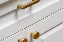 HPL Cabinet Hardware
