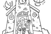 thema trouwen (voor kinderen)