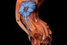 Body Paint 〰〰