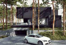 Arkitekt hus