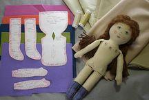 Primitive Dolls and Tutorials