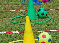 boys obstacle party ideas