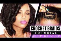 ♡•Crochet braids•♡