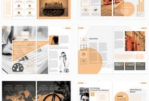 ○ Magazines & Newsletter Inspiration ○