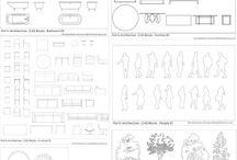 Dibujo de Arquitectura y geometrí