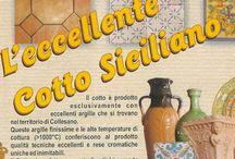 Pavimenti in Cotto Siciliano fatto a mano / Handmade Terracotta Flooring