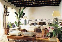 Exteriores / jardines, terrazas, roofgarden... todo al aire libre es mejor.
