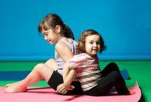 Yoga teaching nuggets for kiddos / by Jessica Stephens