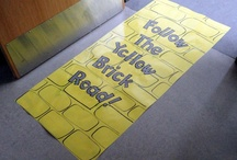 Wizard of Oz Challenge / STEM challenges inspired by the classic tale, The Wizard of Oz. / by Lindsey Petlak