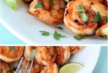 Seafood Dishes / by Megan Strayer