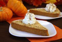 Pumpkin recipes / by Ashley Patterson