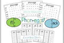 Education - Phonics & Sight Words / by Angela Hardin
