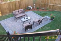 Patio pictures / Welcome to Dream Yard's Pinterest board all about backyard patio ideas. This board has tons of patio design ideas from our brick patio pictures, stamped concrete designs, acid stained patios, cut flagstone, and other manufactured products. If you are looking for natural flagstone patio ideas, we have a great board just for that too. Thanks for visiting our landscaping boards, and good luck finding ideas for your dream yard. / by dreamyard