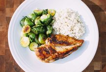 Whole30 / by Jessica Ernandes