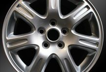 Jaguar wheels / by RTW OEM Wheels