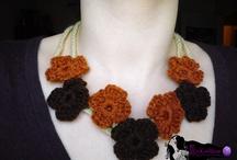 Necklaces / http://ellisknitwear.com/