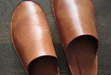 Leather sandals AAN / 様々なレザーサンダルをピンします