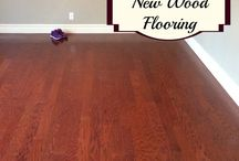 WOOD FLOORS / by Patricia Minter