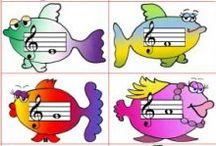 Teaching music elements