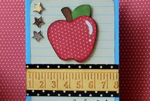 Papercrafts and cards-graduation/school / by Lori Wintrow
