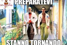 Meme Clown / http://www.aquiloneiqbal.it/corso-clownterapia/