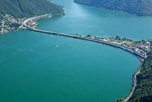 Lake Como Roads - Italy