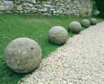 piedras de cemento