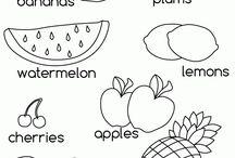 ovoce, fruit