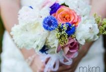 Spring Wedding Flowers-Fernrock Farm / Locally grown flowers that bloom in the spring and samples of floral designs