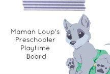 Preschooler Playtime / Find all my posts about parenting a preschooler!