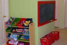Elliot's playroom!
