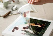 Bricole Papier bois Feutrine carton DIY