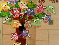 Owl Classroom Ideas / by Mindy Neeley